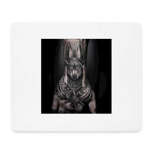 hund - Mousepad (Querformat)