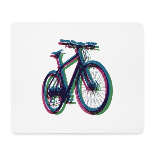 Bike Fahrrad bicycle Outdoor Fun Mountainbike - Mouse Pad (horizontal)