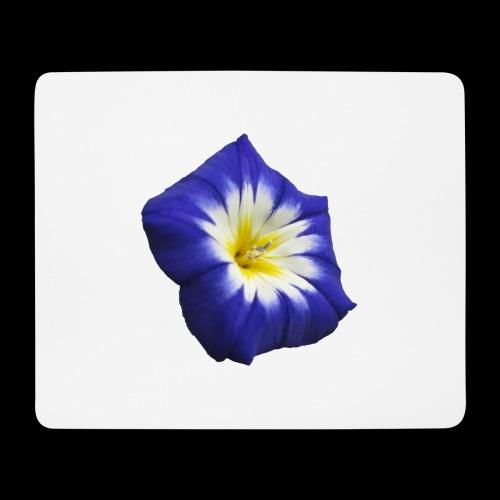 Fleure bleue - Tapis de souris (format paysage)