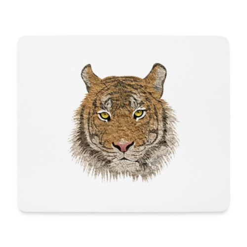 Tiger - Mousepad (Querformat)