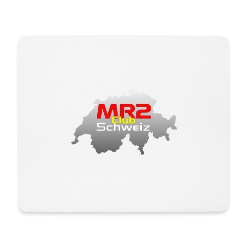 Logo MR2 Club Logo - Mousepad (Querformat)