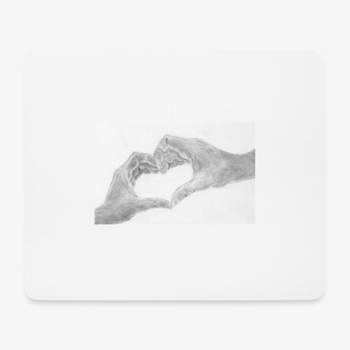 body bébé - Tapis de souris (format paysage)