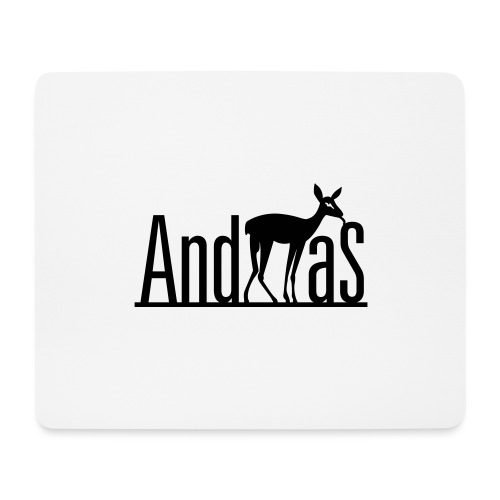 AndREHas - Mousepad (Querformat)
