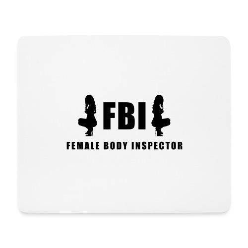 FBI - Mousepad (Querformat)