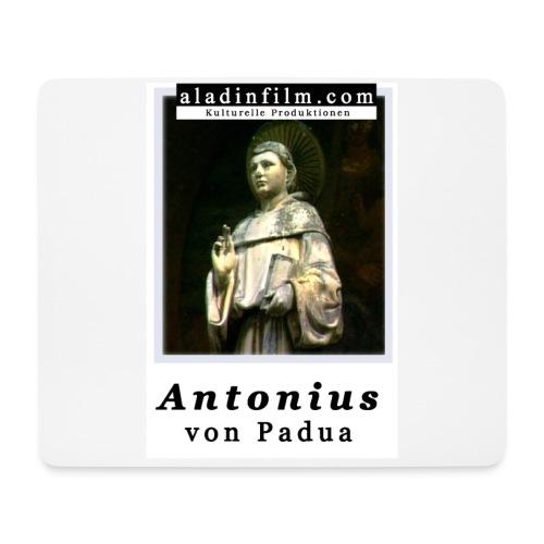 Antonius von Padua - Mousepad (Querformat)