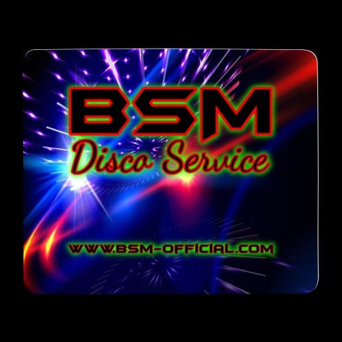 BSM Disco Service Mouse Mat Design png - Mouse Pad (horizontal)