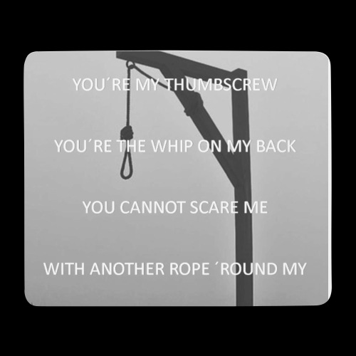 Ropes jpg - Mousepad (Querformat)