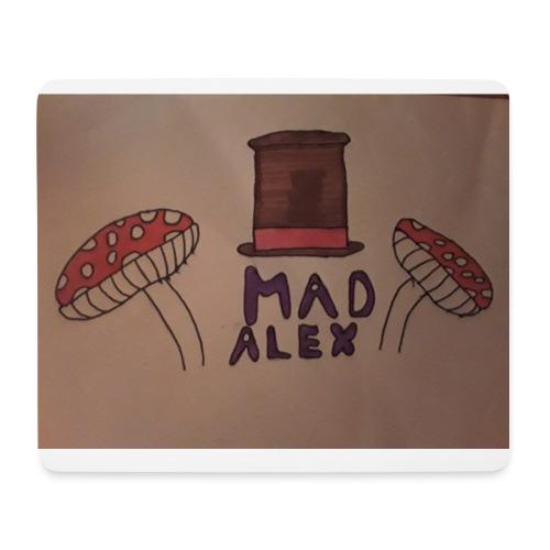 Mad Alex Logo - Mouse Pad (horizontal)