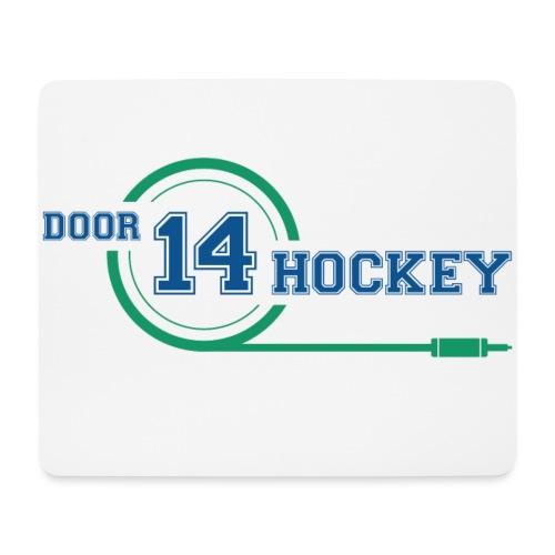 D14 HOCKEY - Mouse Pad (horizontal)