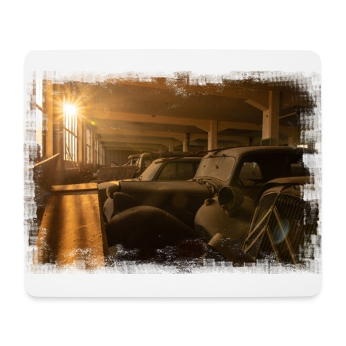 Olditimer Sunset - Mousepad (Querformat)