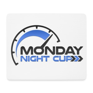 Monday Night Cup Logo - Mousepad (Querformat)