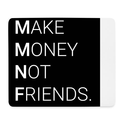Creando Dinero sin amigos - Alfombrilla de ratón (horizontal)