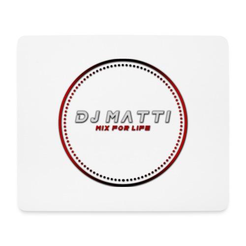 DJ Matti Official Merchandise - Mouse Pad (horizontal)