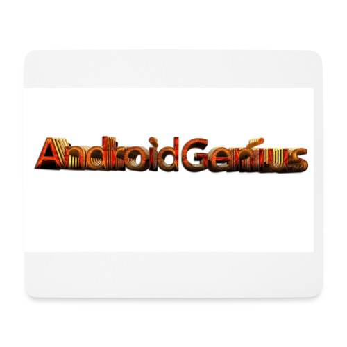 AndroidGenius - Tappetino per mouse (orizzontale)