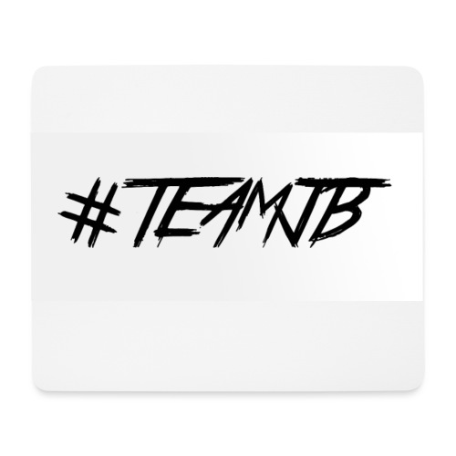 TEAM JB CLOTHING DESIGHN - Mouse Pad (horizontal)