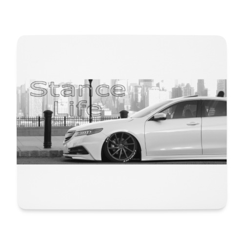 Stance life - Mouse Pad (horizontal)