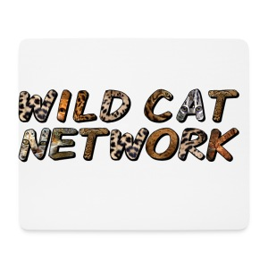 WildCatNetwork 1 - Mouse Pad (horizontal)