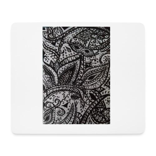 henna - Mouse Pad (horizontal)