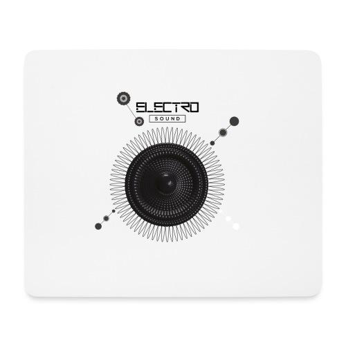 Electro Sound - Tappetino per mouse (orizzontale)