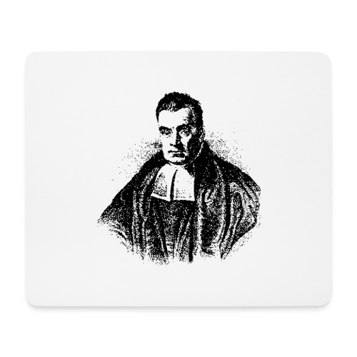 Women's Bayes - Mouse Pad (horizontal)