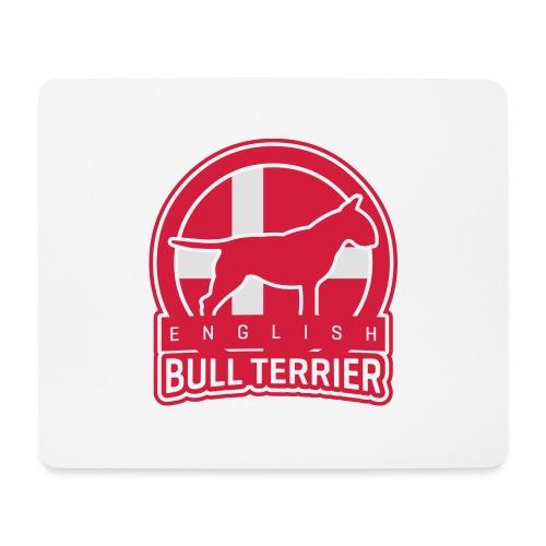 BULL TERRIER Denmark DANSK - Mousepad (Querformat)