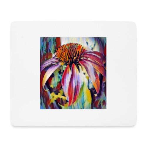 Flower2 - Tapis de souris (format paysage)