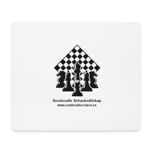 Sundsvalls Schacksällskap - Musmatta (liggande format)