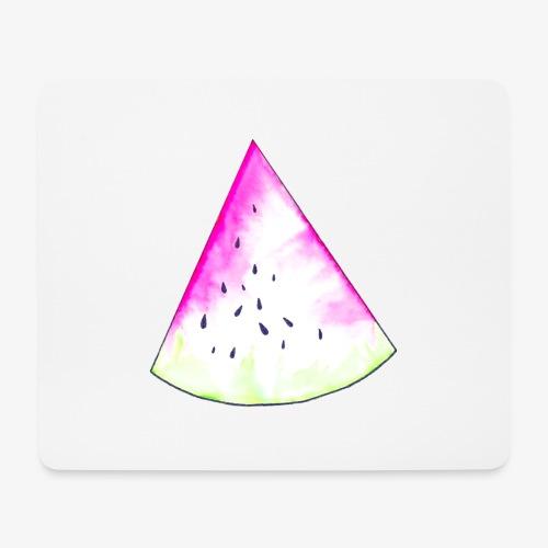 Pastèque - Tapis de souris (format paysage)