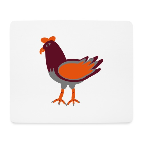Cock.svg - Tappetino per mouse (orizzontale)