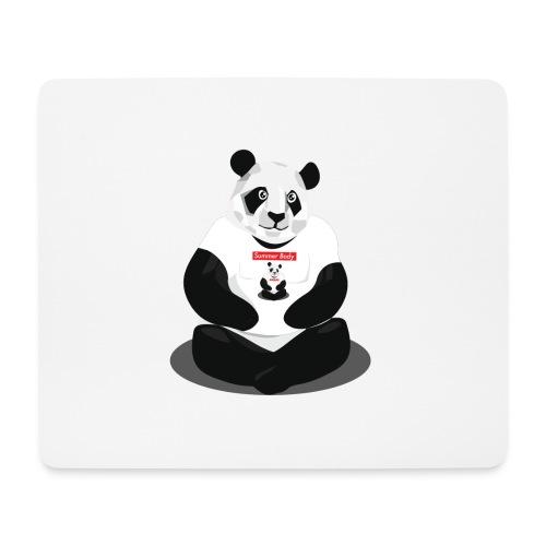 panda hd - Tapis de souris (format paysage)