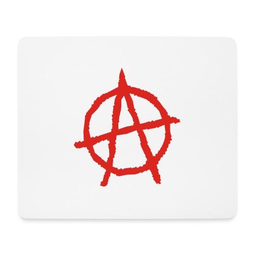 Anarchy Symbol - Mouse Pad (horizontal)