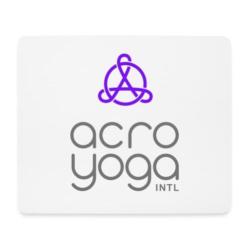 AcroYoga International Logo - Mouse Pad (horizontal)