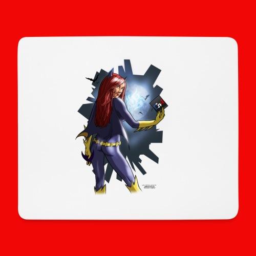 batgirl nologo3 3 png - Tapis de souris (format paysage)