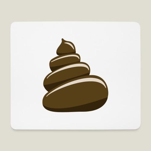 Bajskorv, Turd, Crap, Poop, Shit, Shite - Musmatta (liggande format)