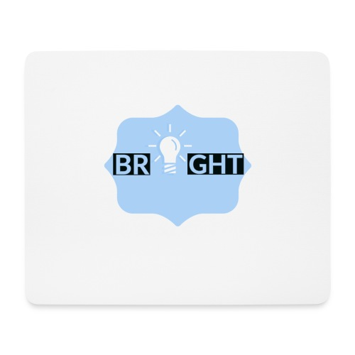Bright - Mouse Pad (horizontal)