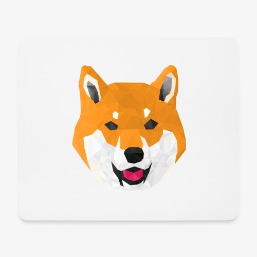 Shiba Dog - Tapis de souris (format paysage)