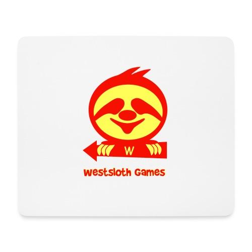 WestSloth Games Logo - Hiirimatto (vaakamalli)
