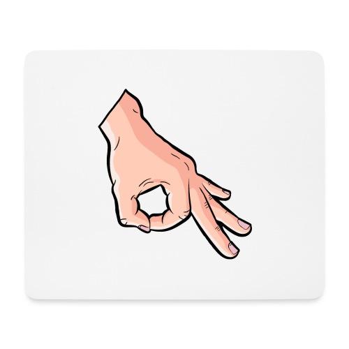 The Circle Game Ok Emoji Meme - Mouse Pad (horizontal)