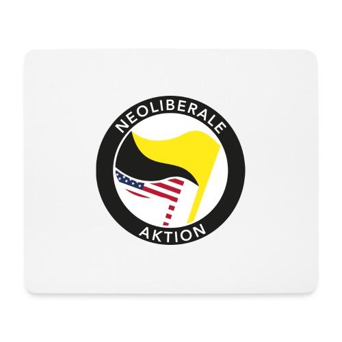 Neoliberale Aktion! (USA) - Mousepad (Querformat)