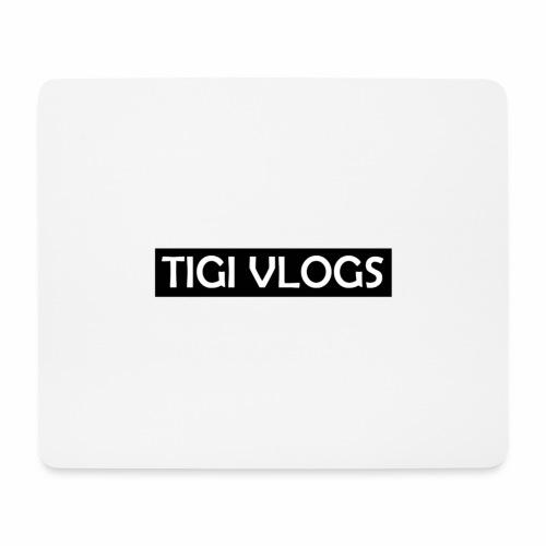 TigiVlogs Merch 3.0 - Musmatta (liggande format)