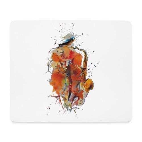 Jazz men - Tapis de souris (format paysage)