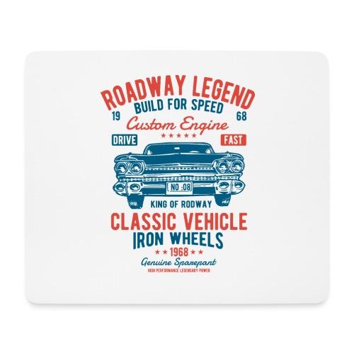Roadway Legend - Muismatje (landscape)
