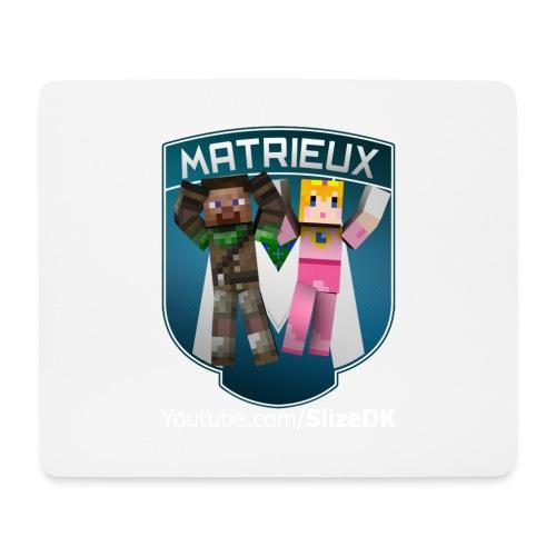 Matrieux_Bella_Slize_V2 - Mousepad (bredformat)