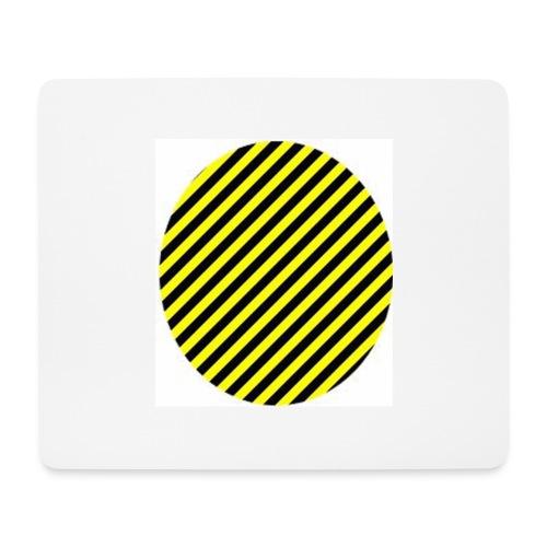 varninggulsvart - Musmatta (liggande format)