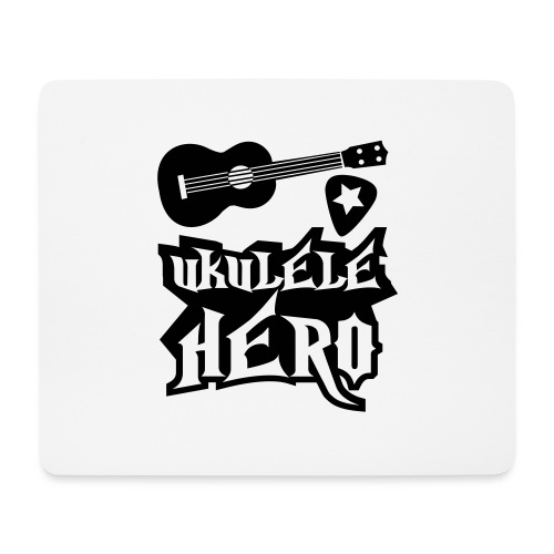 Ukelele Hero - Mouse Pad (horizontal)