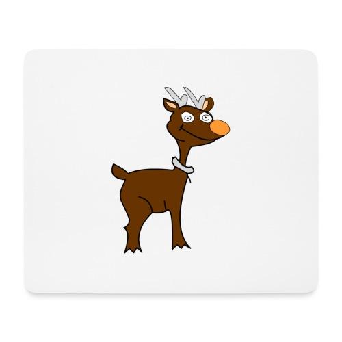 venado - Alfombrilla de ratón (horizontal)