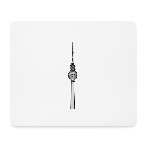 Fernsehturm Berlin c - Mousepad (Querformat)