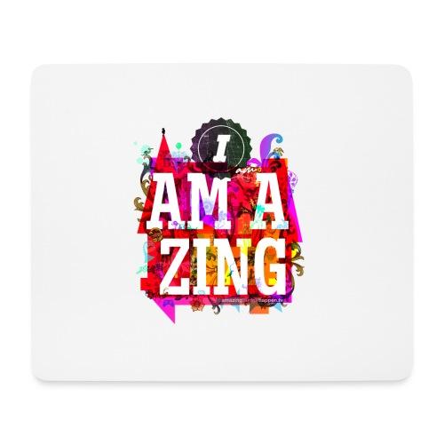 I am Amazing - Mouse Pad (horizontal)