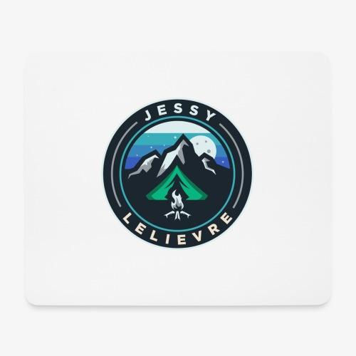 Jessy Lelievre logo 1 - Tapis de souris (format paysage)