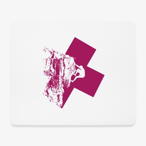 Climbing away - Mouse Pad (horizontal)